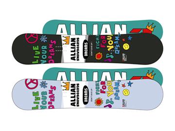 Preppe snowboard oslo